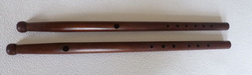 Fife Drumsticks from African Walnut